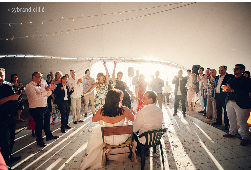 Dance Floor Hire - Portable Dance Floor for weddings - White Dance Floor