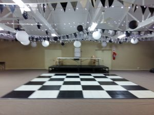 Matric dance | Dance Floor Hiire